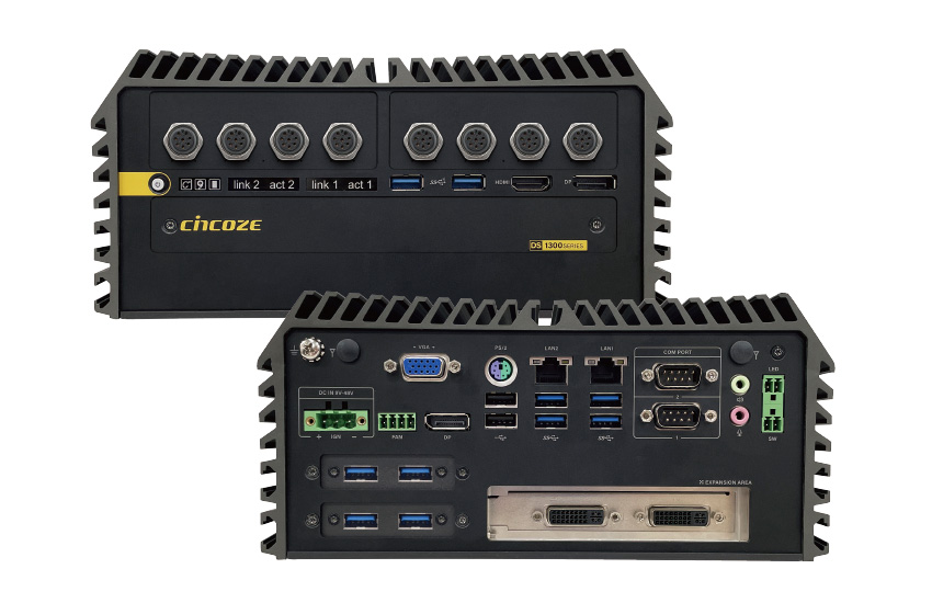 Industrial I/O and Modular Expansion