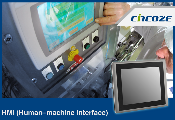 Human–Machine Interface (HMI)